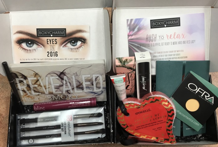 Boxycharm; January + February